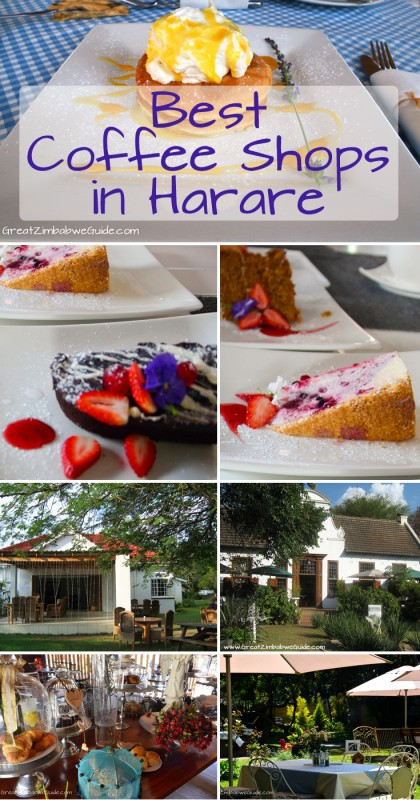Best Coffee Shops in Harare Zimbabwe