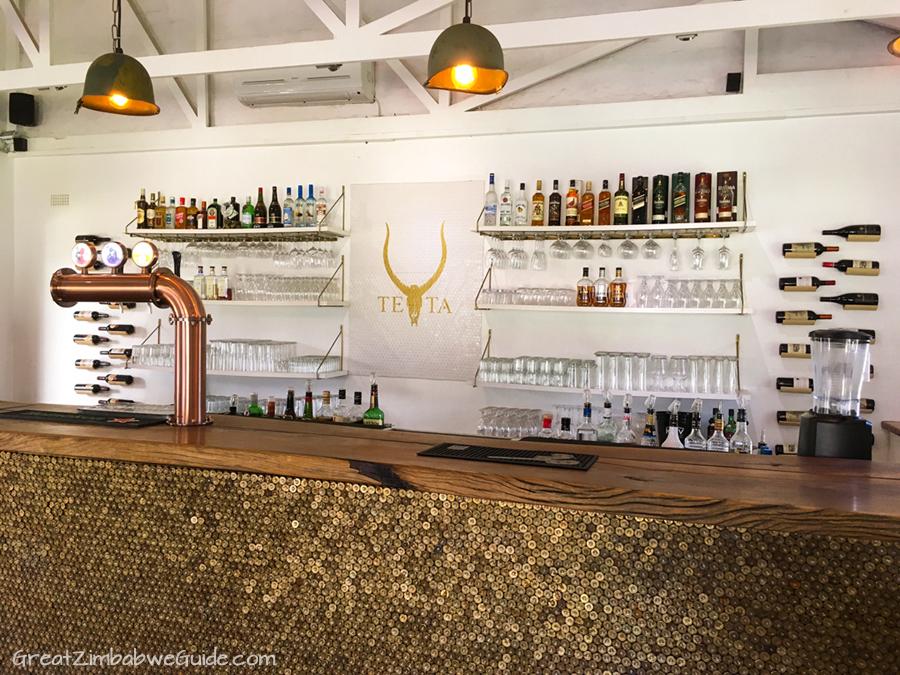 Teta Restaurant Harare Zimbabwe