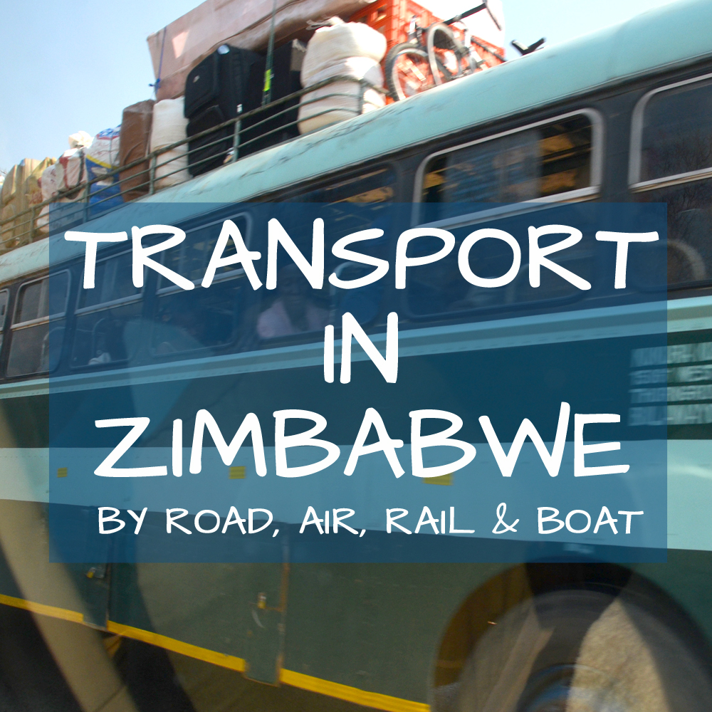 Transport in Zimbabwe Africa