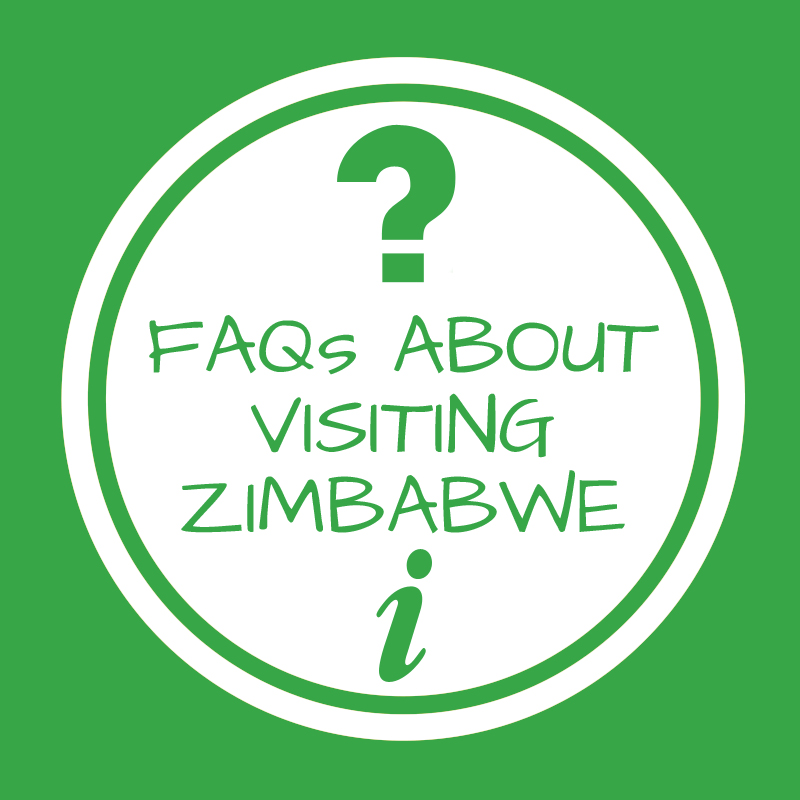 Visiting Zimbabwe Advice