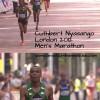 Cuthbert Nyasango London 2012 Olympics marathon