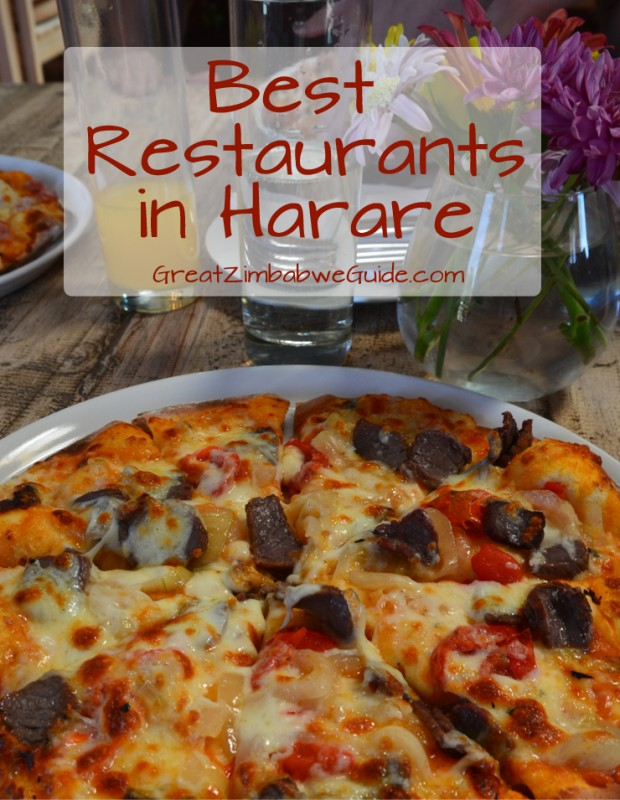 Best restaurants in Harare Zimbabwe