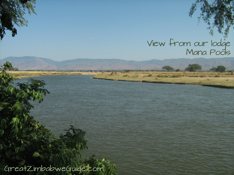 Mana Pools self-catering