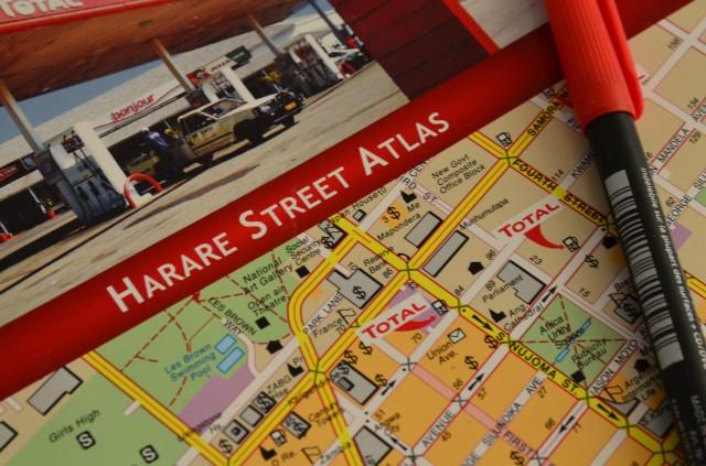 Harare stret atlas