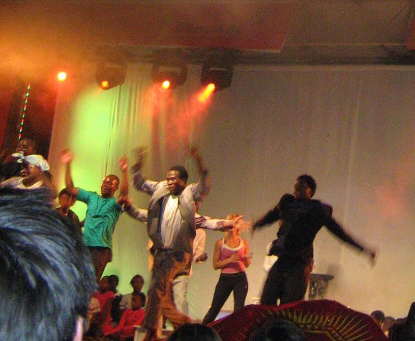 HIFA Harare Arts Zimbabwe