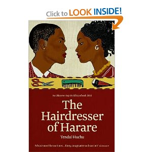 Hairdresser of Harare on Amazon