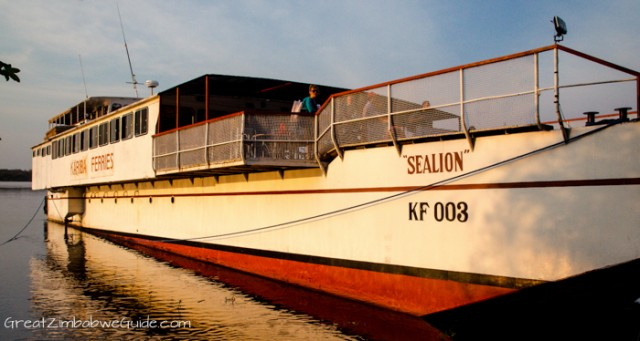 Kariba ferry sealion
