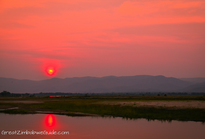 Mana Pools sunset (44)