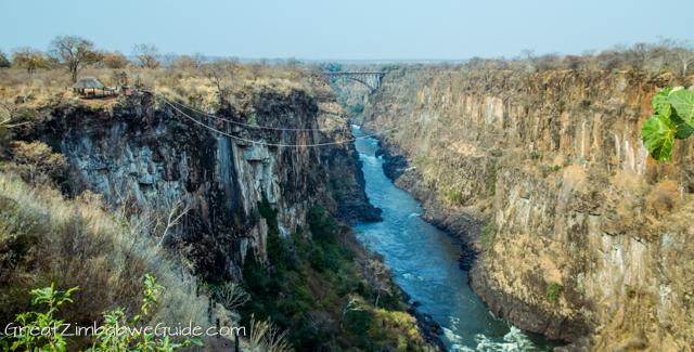 Wild Horizons gorge swing-1-6