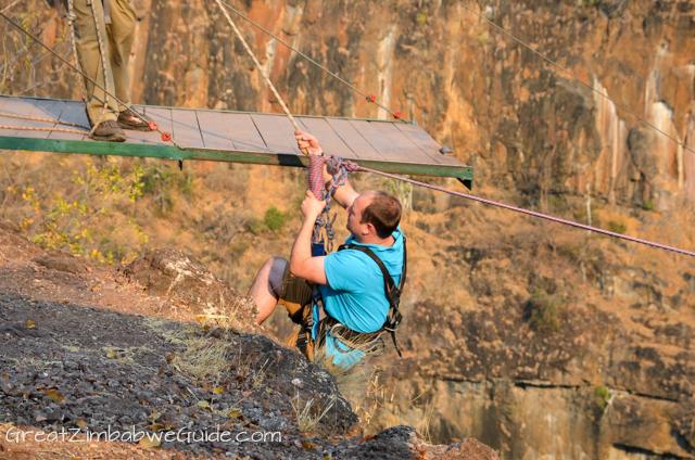 Wild Horizons gorge swing-1-8