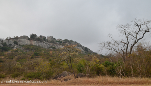 Great Zimbabwe monument ruins