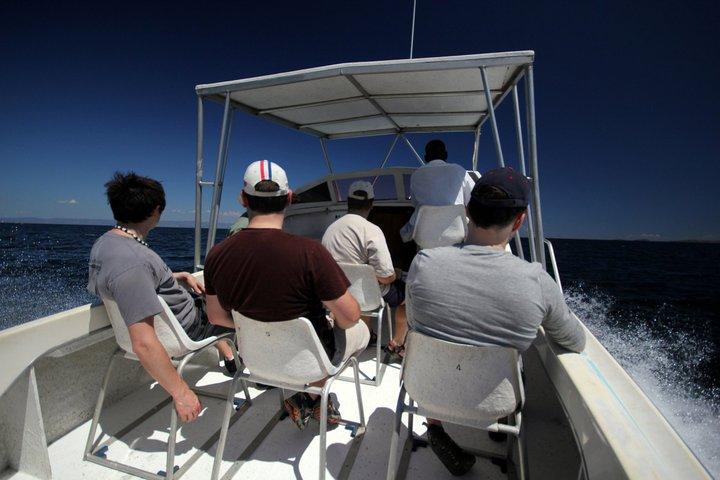 Kariba Zimbabwe Speedboat