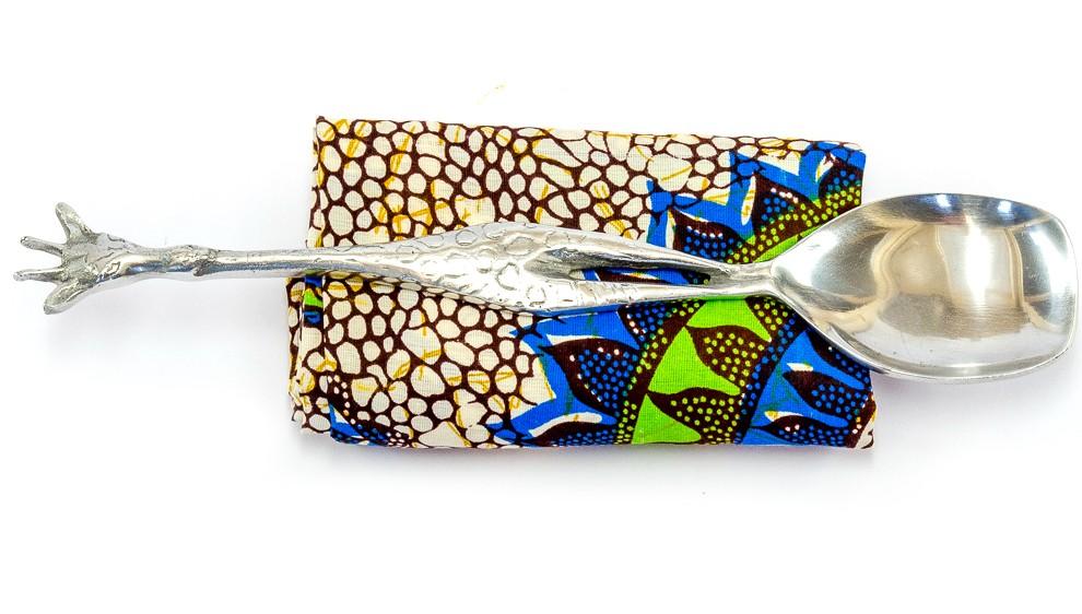 The Impala Collection Giraffe Spoon
