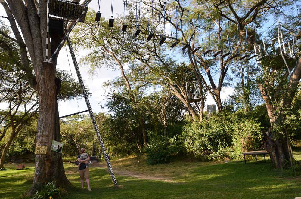 Mbizi Game Park Zimbabwe team building area