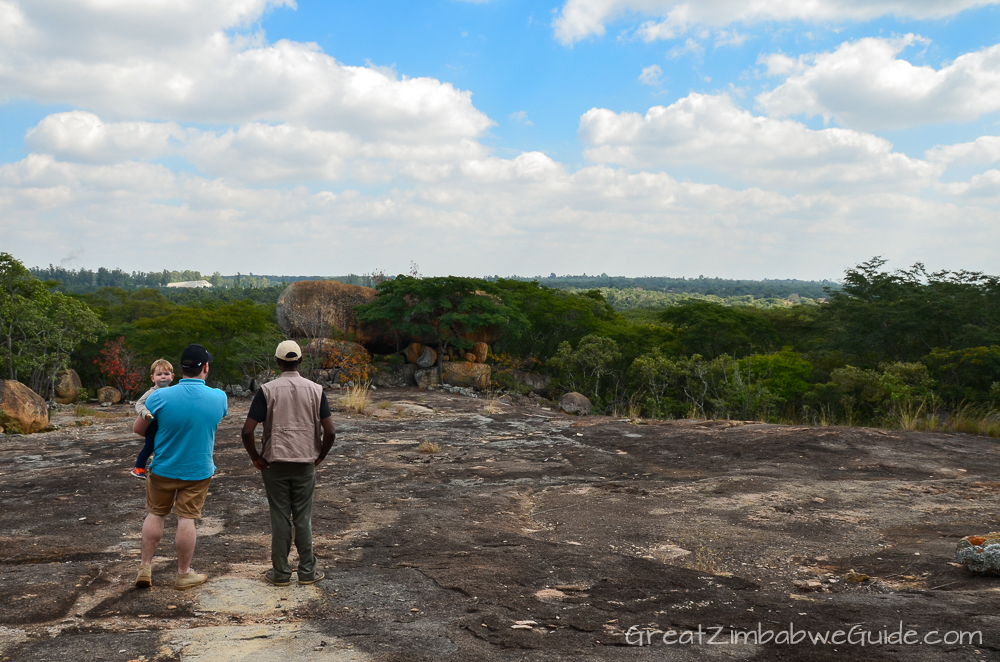 Mbizi Game Park Zimbabwe rocks