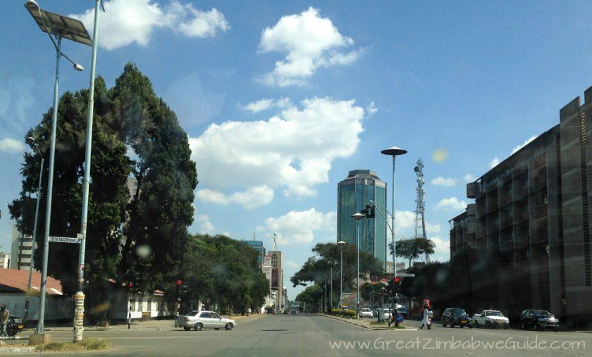 City Centre Street