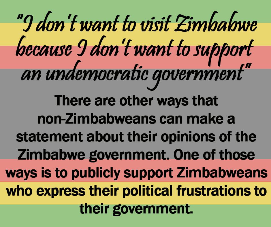 ThisFlag Zimbabwe Protests Shutdown Zimbabwe 2016