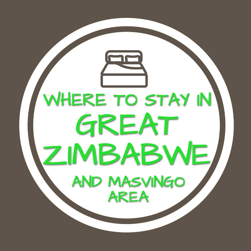 Where to stay Great Zimbabwe Masvingo