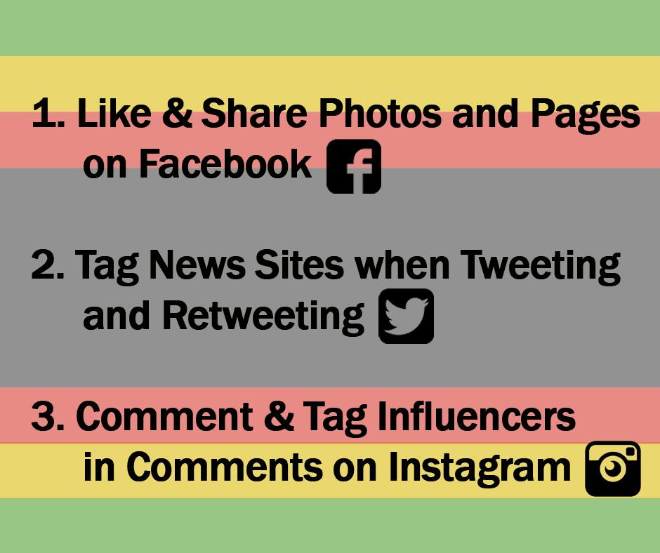 ZimFlag Social Media