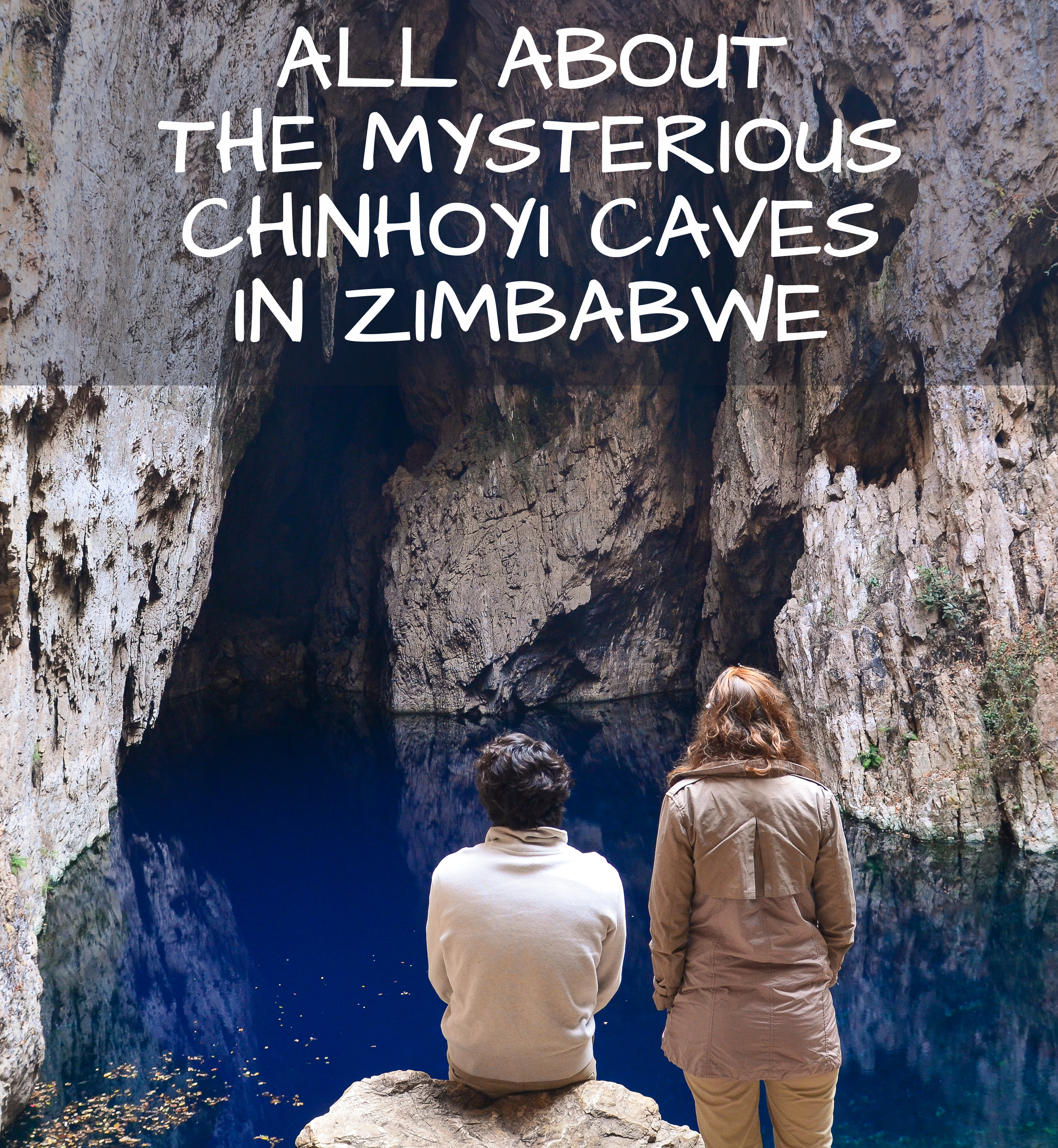 Chinhoyi Caves Zimbabwe Pinterest