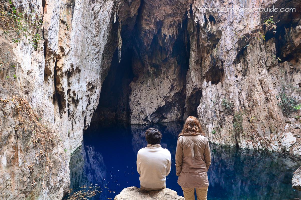 Chinhoyi Caves Zimbabwe 005