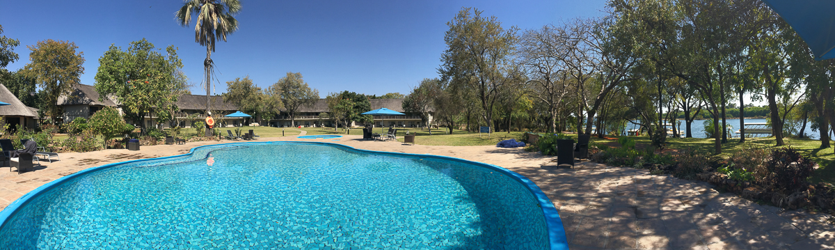 Hotel Victoria Falls Zimbabwe Africa