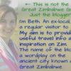 About Zimbabwe Blogger 2017